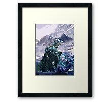 Cold? Framed Print