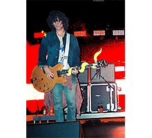 Nick Valensi - Capitol Theatre  Photographic Print