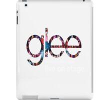 Glee logo iPad Case/Skin