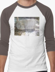 big rock Men's Baseball ¾ T-Shirt