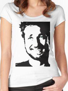 Gerard Butler Women's Fitted Scoop T-Shirt