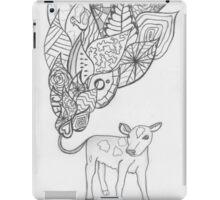 Betsy the Calf iPad Case/Skin