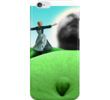The sound of 肥満 iPhone Case/Skin