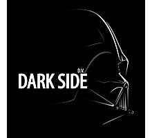 Darkside Photographic Print