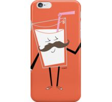 Milk Mustache iPhone Case/Skin