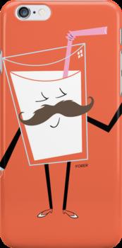 Milk Mustache by zackolantern