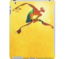 Here comes the spider-man iPad Case/Skin