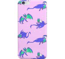 Pastel Bat Dragon iPhone Case/Skin