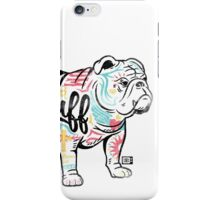 Ruff iPhone Case/Skin