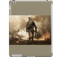 Modern Warfare 2 iPad Case/Skin