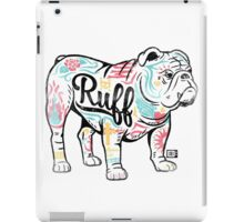 Ruff iPad Case/Skin