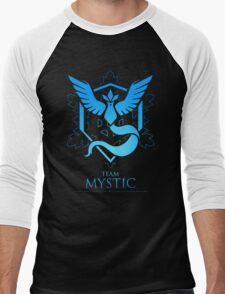 TEAM MYSTIC - T-Shirt / Phone Case / Mug / More Men's Baseball ¾ T-Shirt
