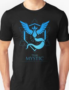TEAM MYSTIC - T-Shirt / Phone Case / Mug / More Unisex T-Shirt