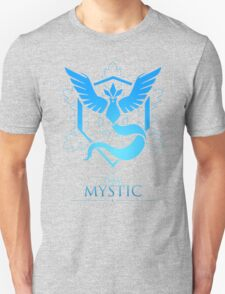TEAM MYSTIC - T-Shirt / Phone Case / Mug / More Unisex T-Shirt