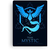 TEAM MYSTIC - T-Shirt / Phone Case / Mug / More Canvas Print