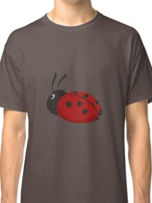 Cartoon Ladybug Classic T-Shirt