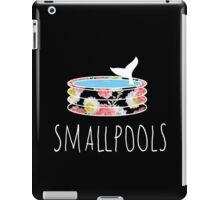 Smallpools Whale Kiddie Pool Design iPad Case/Skin