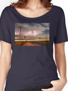 Intersection Storm Women's Relaxed Fit T-Shirt
