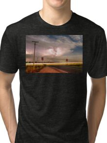 Intersection Storm Tri-blend T-Shirt