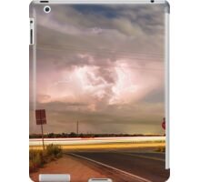Intersection Storm iPad Case/Skin