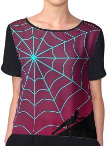 Spider Twilight Series - Spider Gwen Chiffon Top