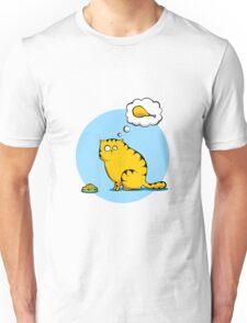 Sad Cat Unisex T-Shirt