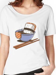 JACUZZI FOOD Women's Relaxed Fit T-Shirt