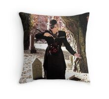 Spellcaster Throw Pillow