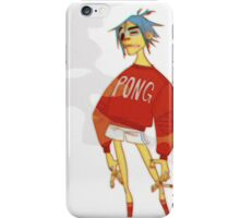 2D Pong  iPhone Case/Skin
