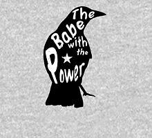 Crow Babe Power Black Unisex T-Shirt