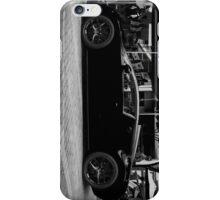 Bugatti B&W iPhone Case/Skin