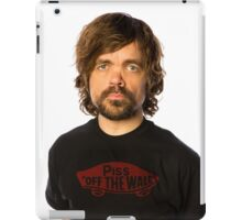 Peter Piss Off The Wall iPad Case/Skin