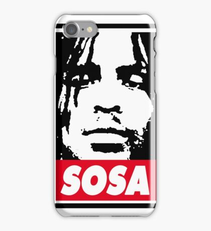 Sosa ( Chief Keef )  iPhone Case/Skin