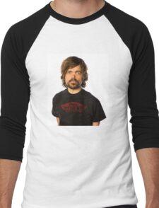 Peter Piss Off The Wall Men's Baseball ¾ T-Shirt