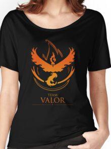 TEAM VALOR - T-Shirt / Phone Case / Mug / More Women's Relaxed Fit T-Shirt