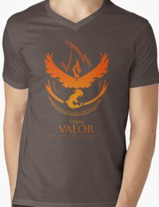 TEAM VALOR - T-Shirt / Phone Case / Mug / More Mens V-Neck T-Shirt