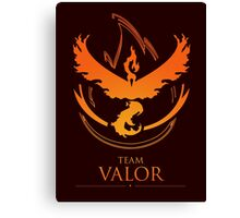TEAM VALOR - T-Shirt / Phone Case / Mug / More Canvas Print