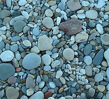 Pebbles by Richard Winskill
