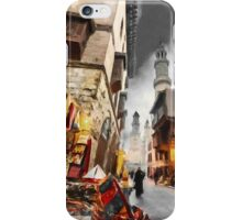 Oriental Painting iPhone Case/Skin