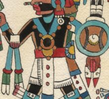 Tezcatlipoca Sticker
