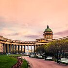 Kazan Cathedral, St. Petersburg by LudaNayvelt