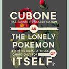Cubone by Briana  Gibbs