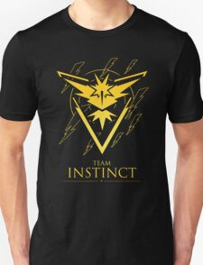 TEAM INSTINCT - T-Shirt / Phone Case / Mug / More Unisex T-Shirt