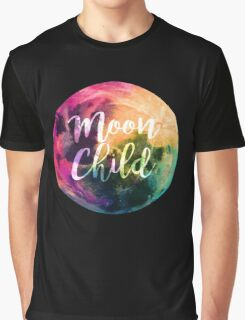 Moon Child  Graphic T-Shirt