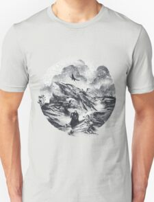 Follow The Raven Unisex T-Shirt