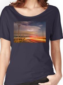 Cruising From the Storm Women's Relaxed Fit T-Shirt