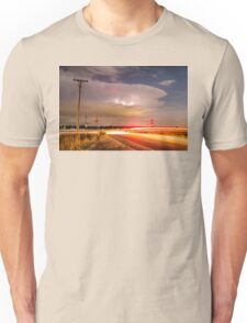 Cruising From the Storm Unisex T-Shirt