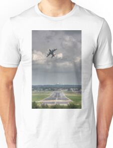 Airbus A380 and A400M Unisex T-Shirt
