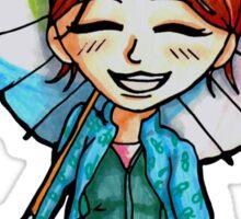Kawaii Cute Chibi Kaylee Frye Sticker