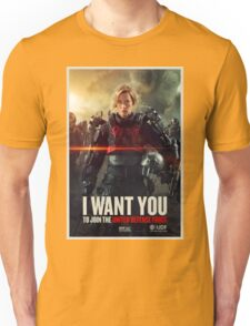 Edge of Tomorrow Unisex T-Shirt